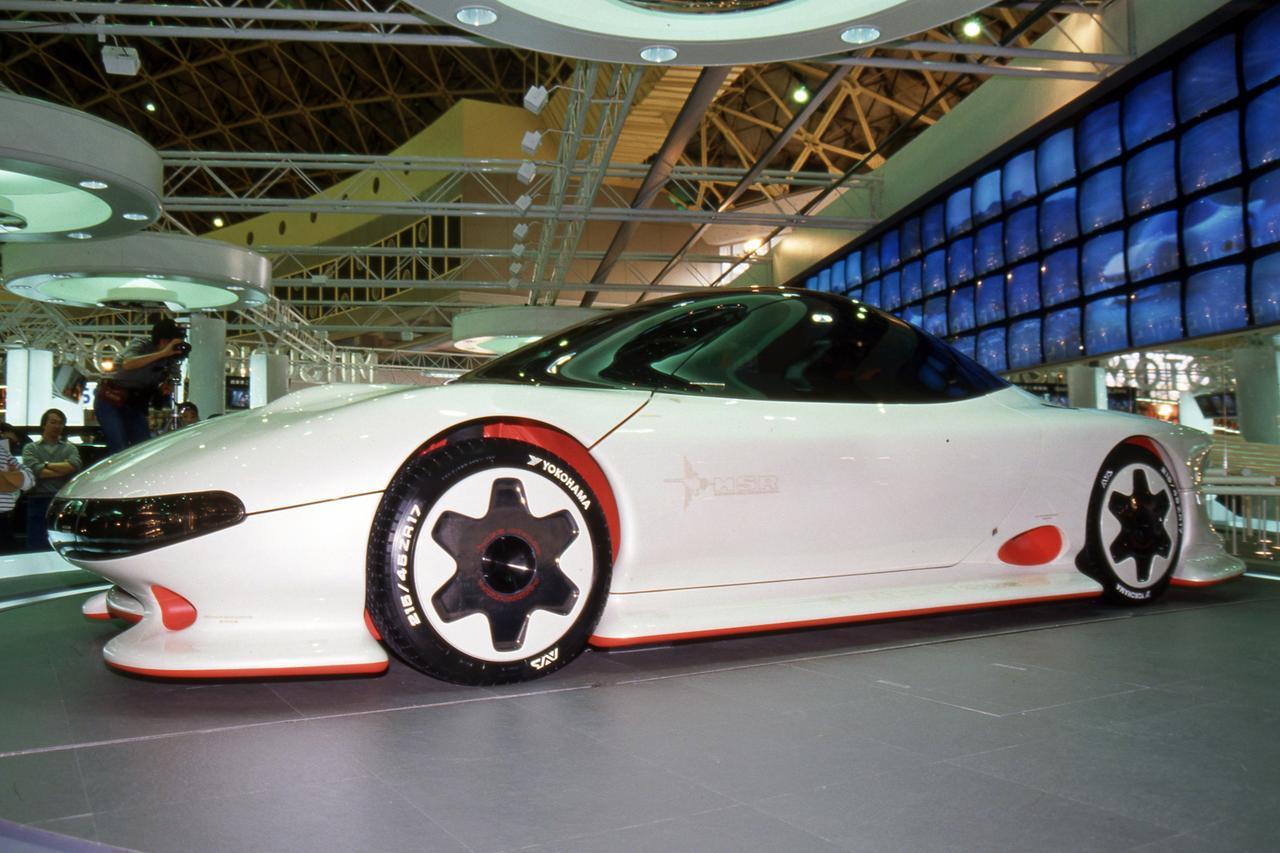 Images : 1番目の画像 - 三菱自動車のコンセプトカー(後編) - Webモーターマガジン