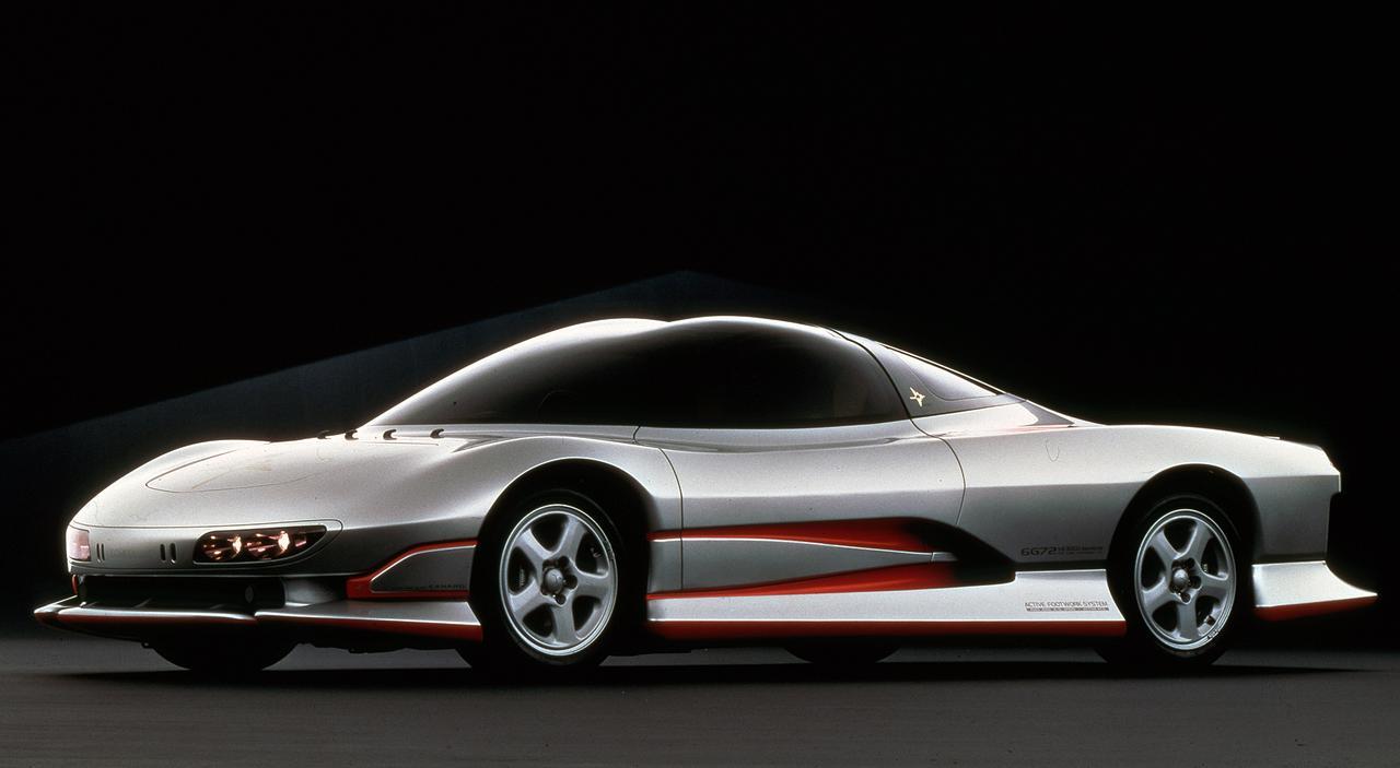Images : 4番目の画像 - 三菱自動車のコンセプトカー(後編) - Webモーターマガジン