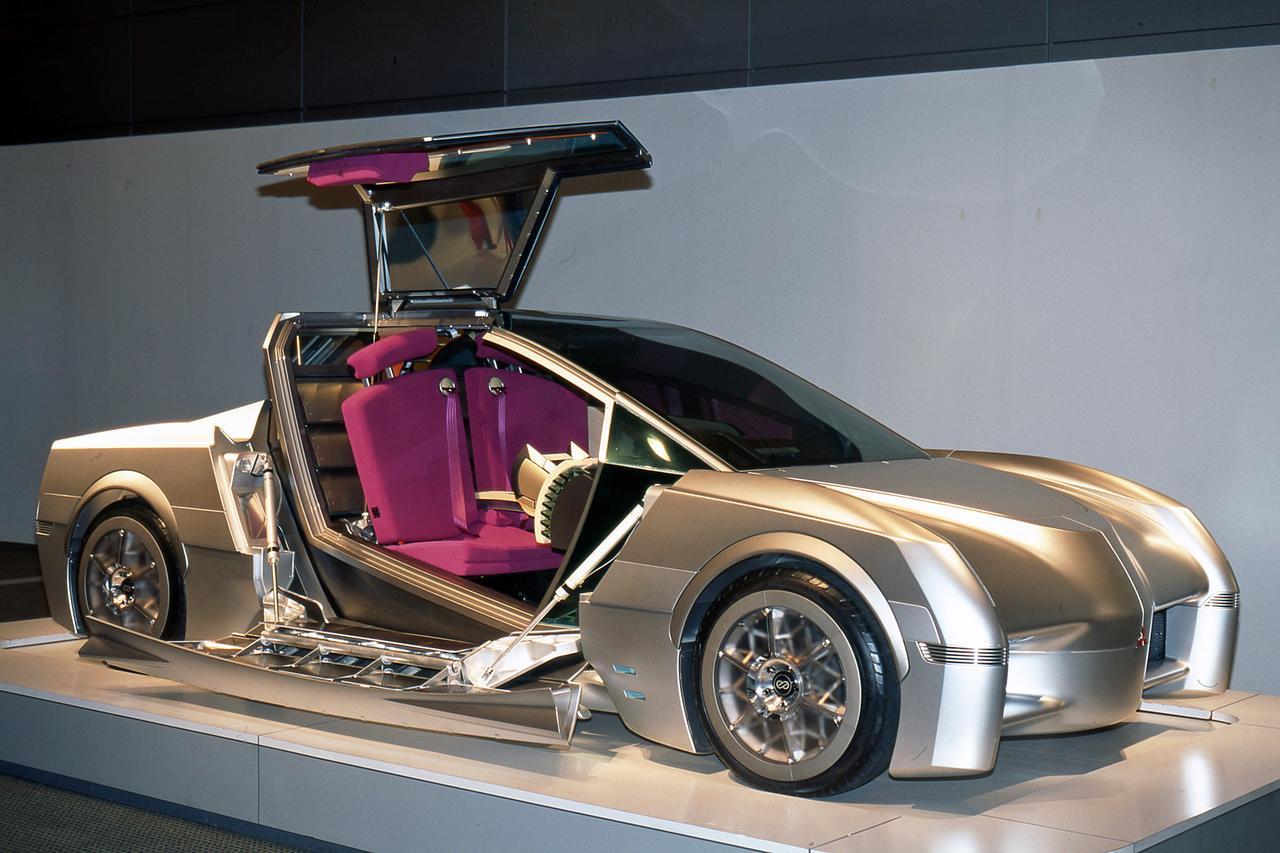 Images : 9番目の画像 - 三菱自動車のコンセプトカー(後編) - Webモーターマガジン