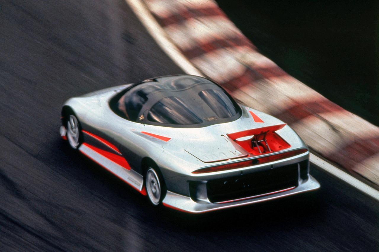 Images : 5番目の画像 - 三菱自動車のコンセプトカー(後編) - Webモーターマガジン