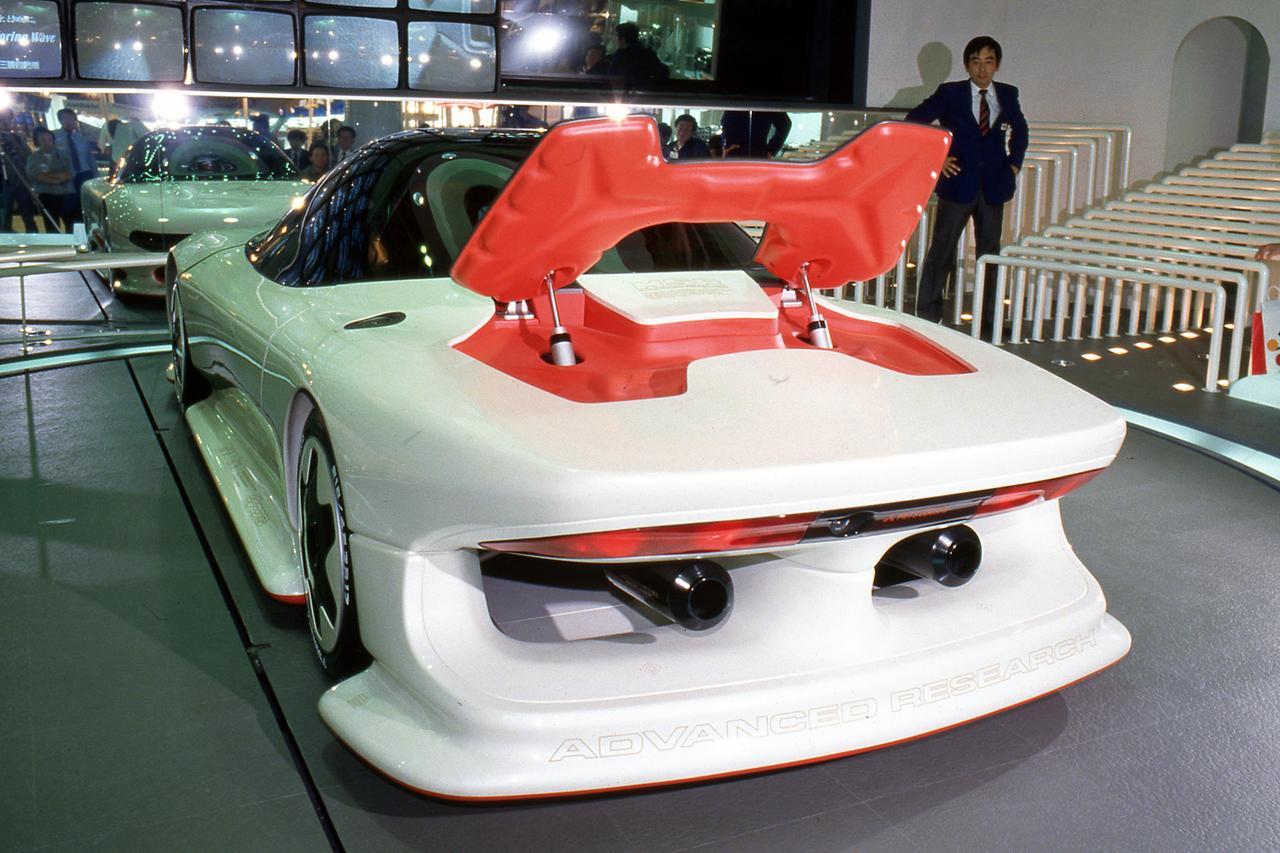 Images : 2番目の画像 - 三菱自動車のコンセプトカー(後編) - Webモーターマガジン
