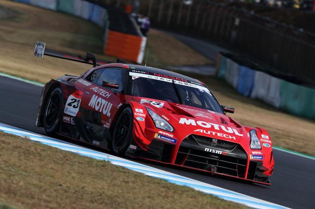 画像1: SUPER GT GT500 クラス