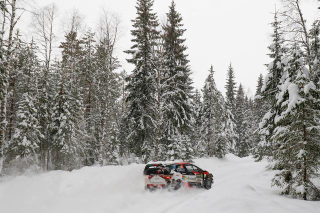 画像: 例年、北欧出身のドライバーが強さを発揮