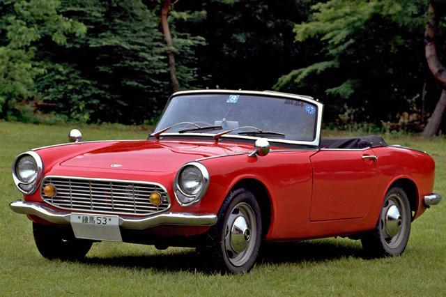 画像: S600(AS285型 1964年3月発表)