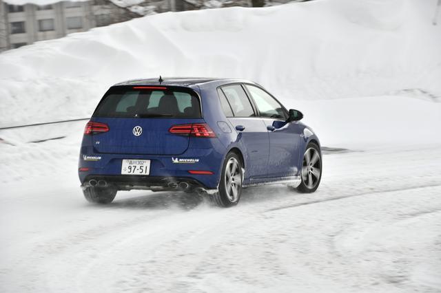 画像: 雪の中でも期待に応える自在度の高い走りは魅力。