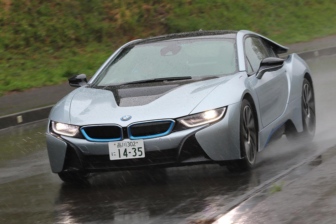 【動画】竹岡 圭のクルマdeムービー・アーカイブ「BMW i8」(2015年4月放映)