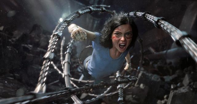 画像3: 少女の姿をした最強兵器「アリータ」が戦う理由とは?