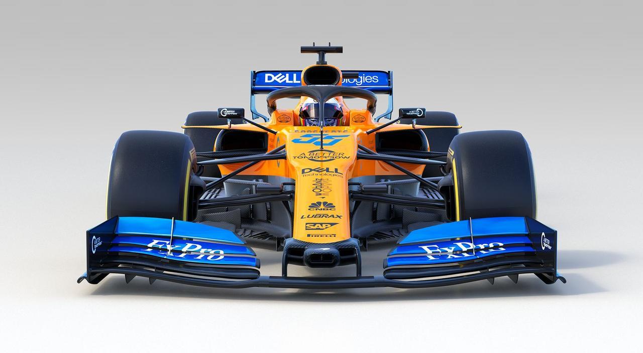 マクラーレンF1チームも2019年型F1マシンを発表、モデル名は「MCL34」に【モータースポーツ】