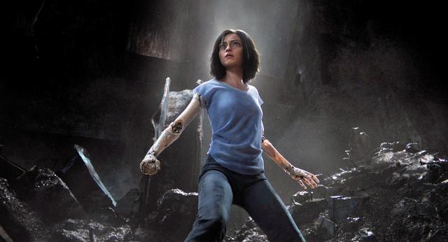 画像4: 少女の姿をした最強兵器「アリータ」が戦う理由とは?
