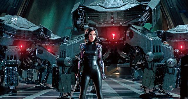 画像5: 少女の姿をした最強兵器「アリータ」が戦う理由とは?