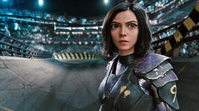 画像6: 少女の姿をした最強兵器「アリータ」が戦う理由とは?