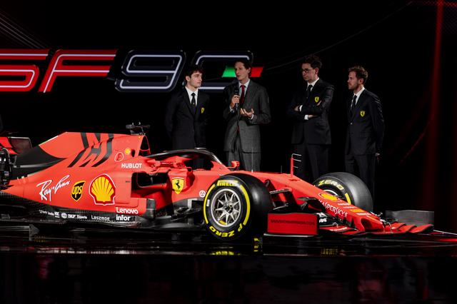 画像: 発表はフェラーリの本拠地マラネロで行われた。