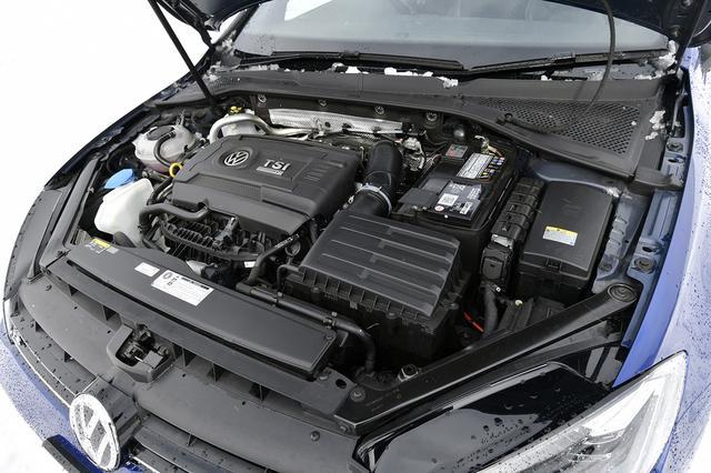画像: 搭載エンジンは7速DCTがDJH型、6速MTがCJX型となる。違いは最大トルクで後者は380Nmを発生する。