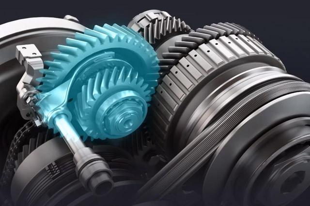 画像: 発進用の1速ギアを内蔵した、トヨタのダイレクトシフトCVT。レクサス UXに採用されている。