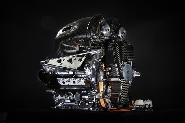 画像: F1 最強と言われるメルセデス・ベンツのパワーユニット。