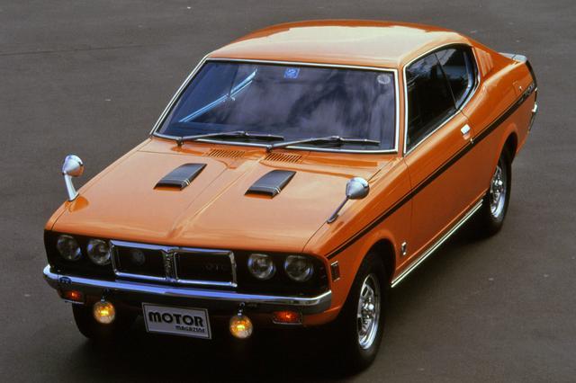 画像: アメリカのマッスルカーをコンパクトにしたスタイルは今までの日本車にはないものだった。