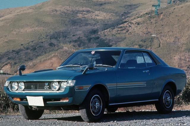 画像: セリカもGTO同様、日本車離れしたスタイルでスペシャリティカーの先鞭となった。