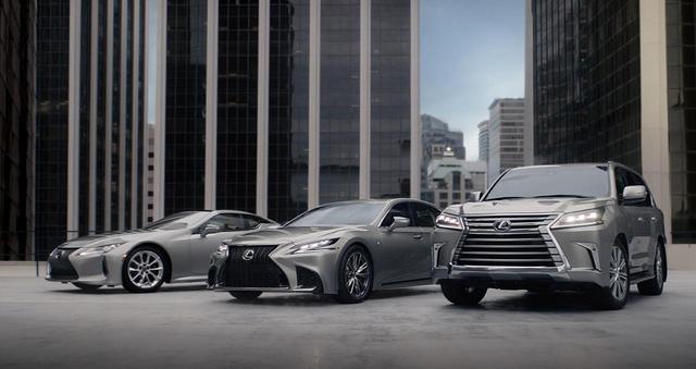 画像: レクサスのラインアップは現在、日本市場で11車種。