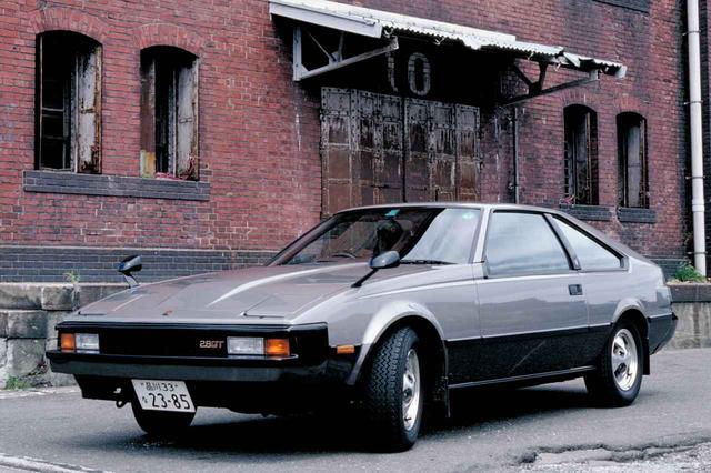 画像1: A60型のトヨタ セリカXX 2800GT。これは前期モデル。