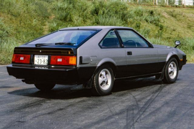 画像2: A60型のトヨタ セリカXX 2800GT。これは前期モデル。