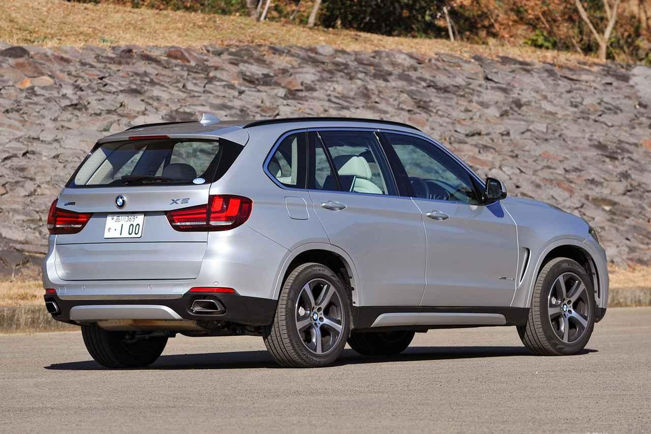 Images : 14番目の画像 - 「BMW X5がフルモデルチェンジ、全幅は2mを突破。ディーゼルエンジンから導入」のアルバム - Webモーターマガジン