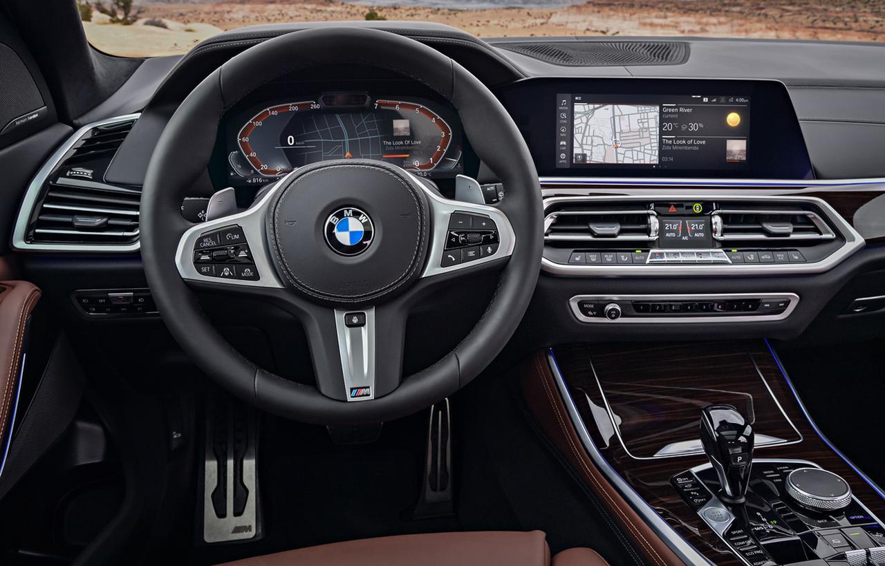 Images : 8番目の画像 - 「BMW X5がフルモデルチェンジ、全幅は2mを突破。ディーゼルエンジンから導入」のアルバム - Webモーターマガジン