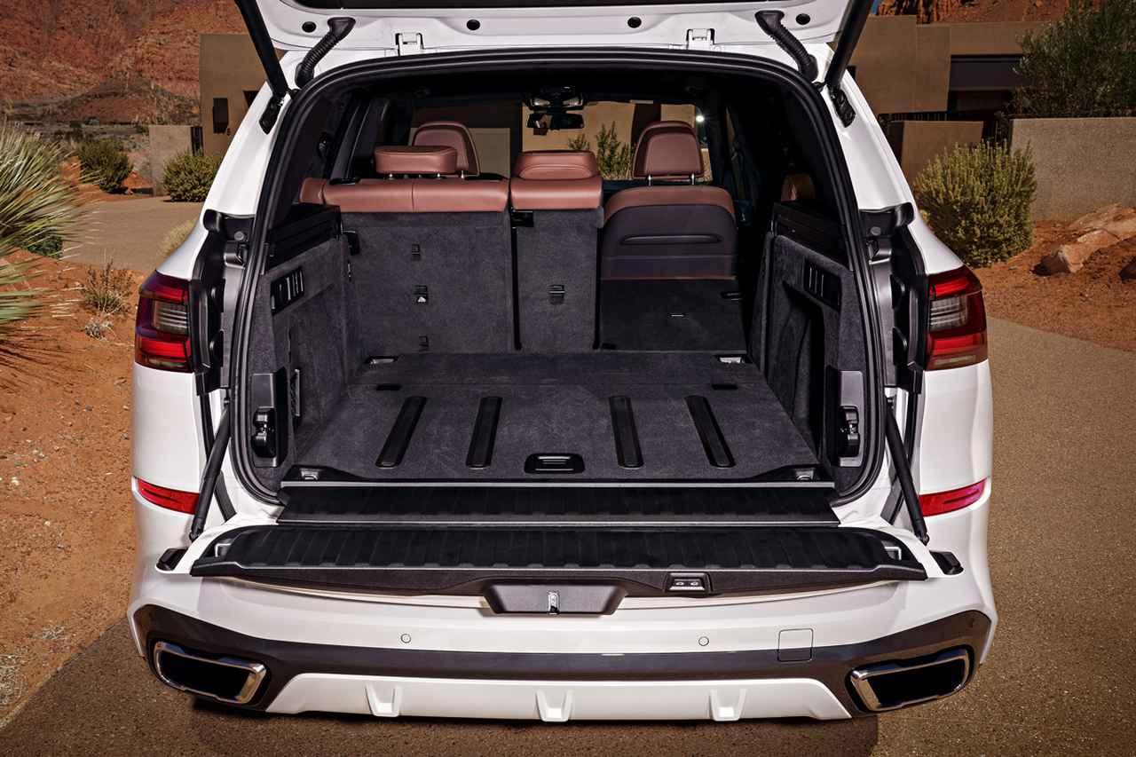 Images : 6番目の画像 - 「BMW X5がフルモデルチェンジ、全幅は2mを突破。ディーゼルエンジンから導入」のアルバム - Webモーターマガジン