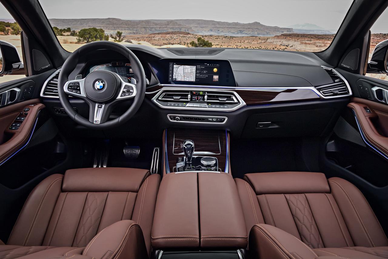 Images : 7番目の画像 - 「BMW X5がフルモデルチェンジ、全幅は2mを突破。ディーゼルエンジンから導入」のアルバム - Webモーターマガジン
