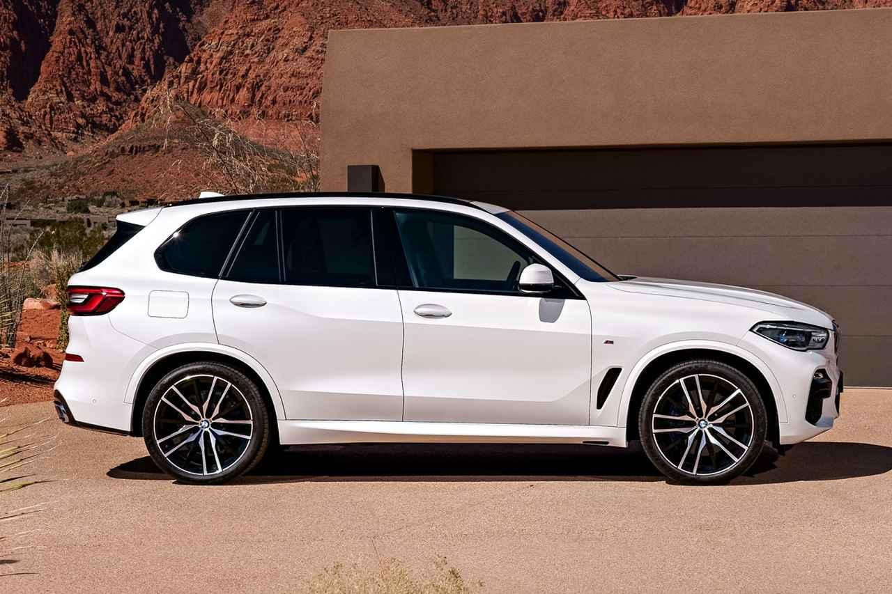 Images : 3番目の画像 - 「BMW X5がフルモデルチェンジ、全幅は2mを突破。ディーゼルエンジンから導入」のアルバム - Webモーターマガジン