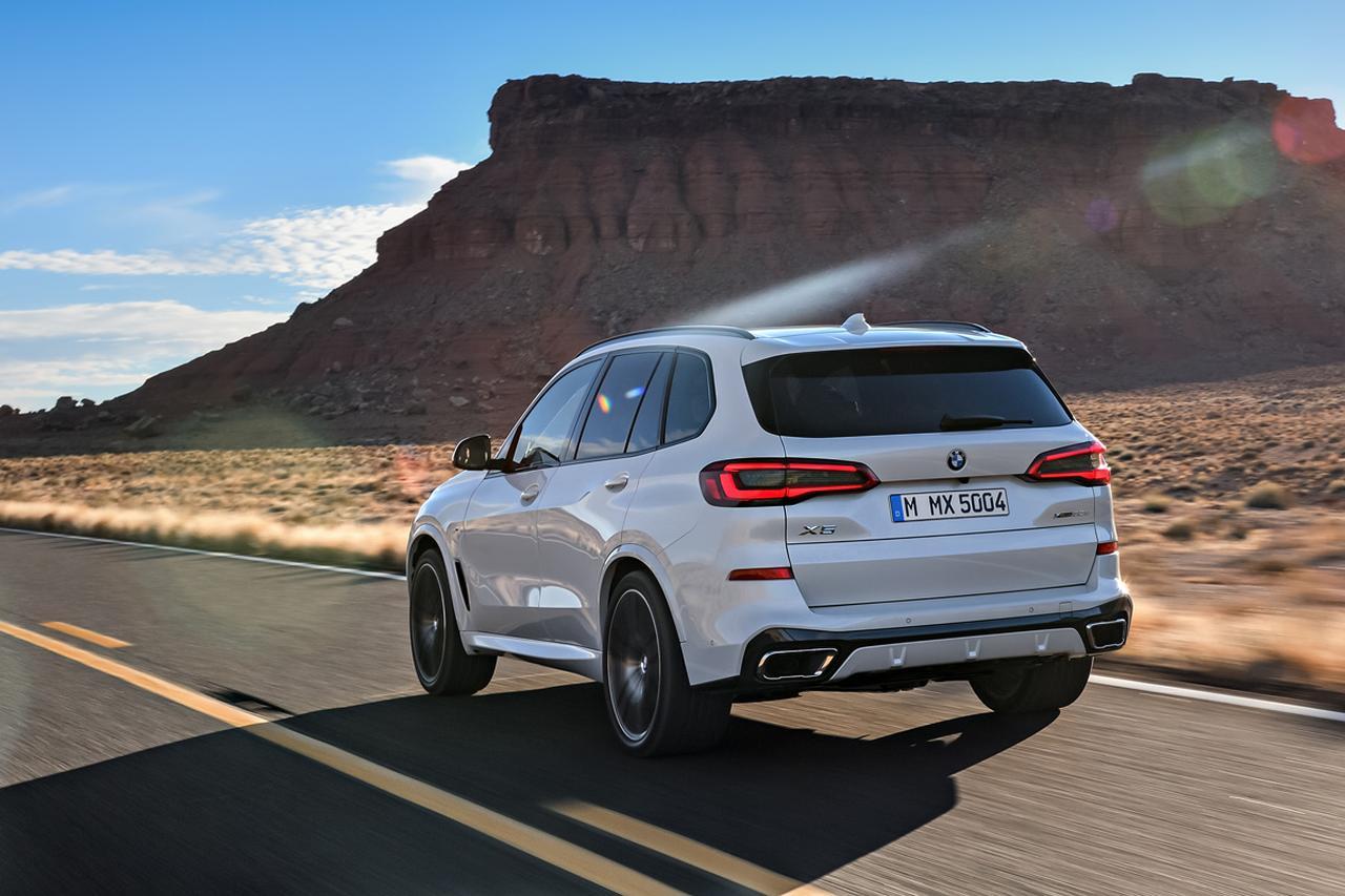 Images : 12番目の画像 - 「BMW X5がフルモデルチェンジ、全幅は2mを突破。ディーゼルエンジンから導入」のアルバム - Webモーターマガジン