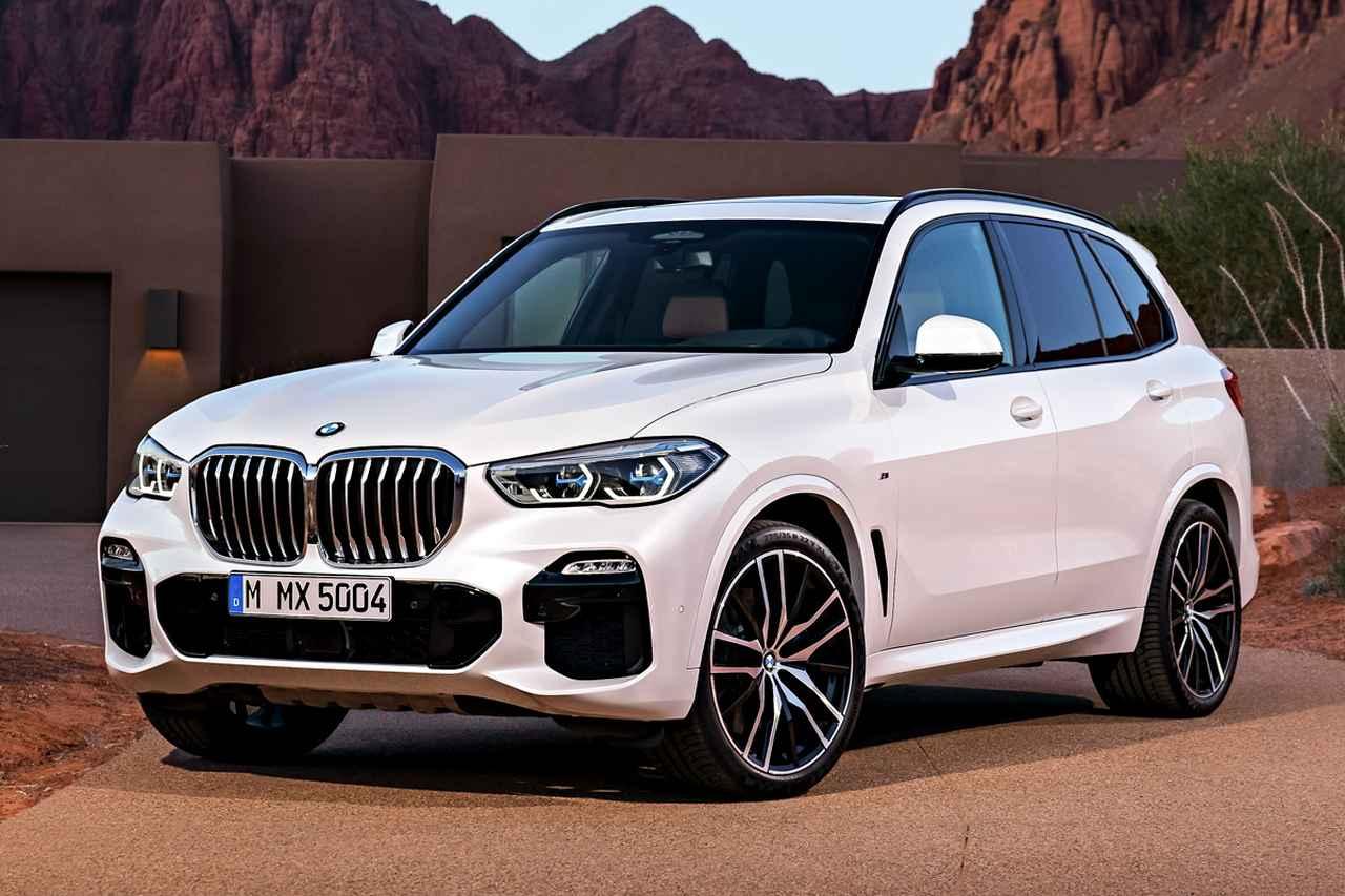 Images : 4番目の画像 - 「BMW X5がフルモデルチェンジ、全幅は2mを突破。ディーゼルエンジンから導入」のアルバム - Webモーターマガジン