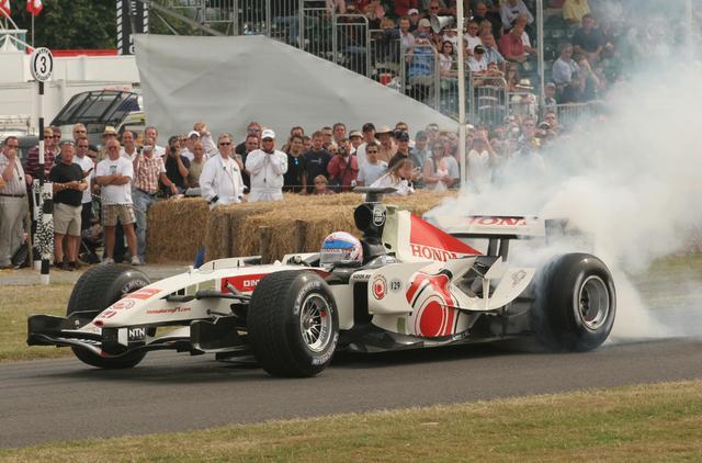 画像: F1第3期に初優勝を記録した「 RA106」。