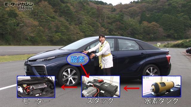 画像3: 燃料電池車が身近になった