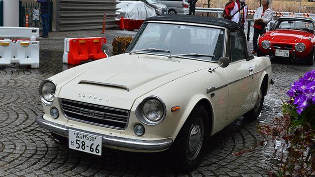 画像: 日産フェアレディ2000(SR)。