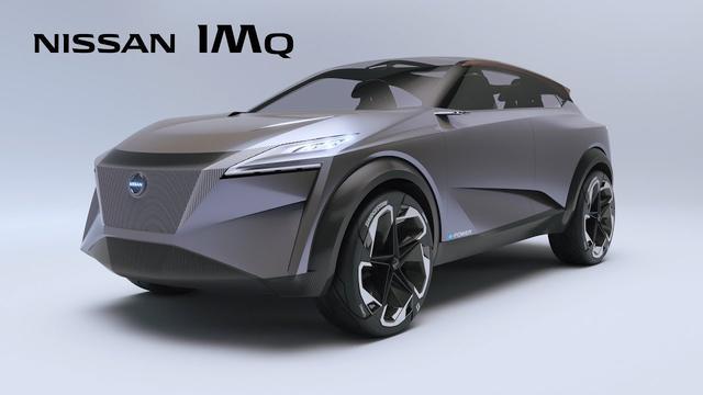 画像: Introducing the Nissan IMQ concept, the next generation of crossovers www.youtube.com