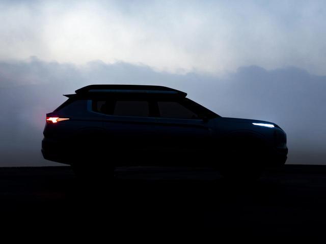 """画像: 三菱自動車がジュネーブショーの出展内容続報を発表、画像を明るくすると""""見えた!"""" - Webモーターマガジン"""