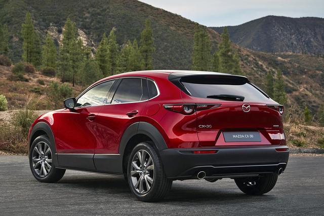 画像1: 「CX-30」は、マツダの新たな基幹車種となる
