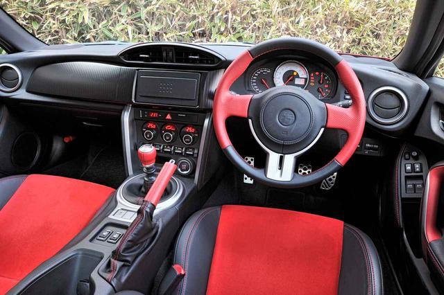 画像: 初期のトヨタ 86 GT リミテッド。2016年7月のビッグマイナーチェンジで、デザインも若干変更されている。