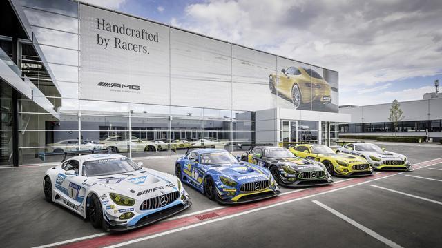 画像: ドイツ・アファルターバッハにあるAMG本社。AMGでは、メルセデス・ベンツのワークスレーシングマシン、市販AMGモデル、F1グランプリで活躍するセーフティーカーなど特殊車両の開発・生産をはじめ、AMGのオリジナルパーツの開発なども行っている。