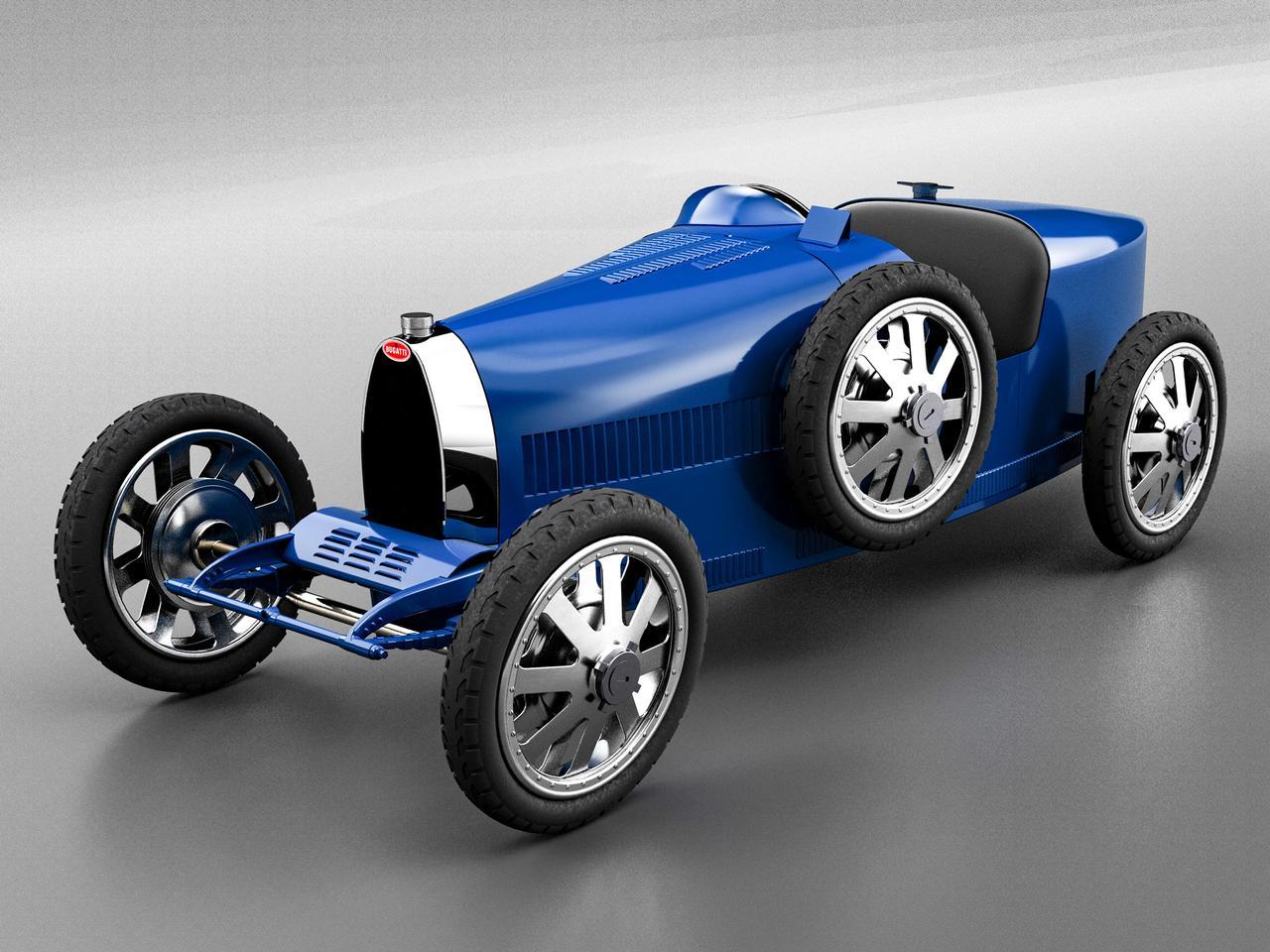 Images : 1番目の画像 - 「さすがはブガッティ、ジュニアカーと言えども完璧な出来映えのバッテリーEV。そして驚きの車両価格は…」のアルバム - Webモーターマガジン