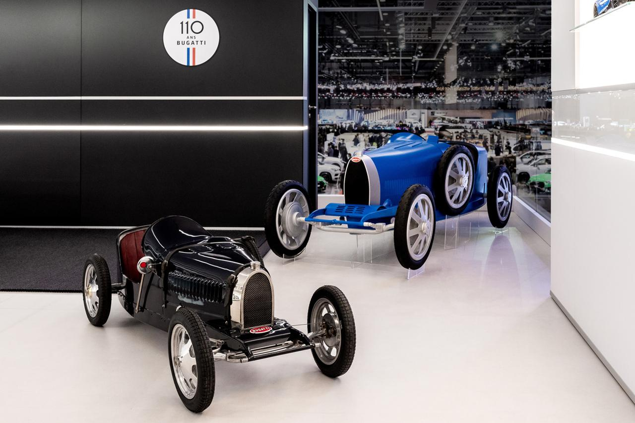Images : 3番目の画像 - 「さすがはブガッティ、ジュニアカーと言えども完璧な出来映えのバッテリーEV。そして驚きの車両価格は…」のアルバム - Webモーターマガジン