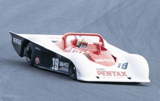 画像: 1978年、5戦中 3 勝し初のGCチャンピオンに輝く(1978.11.26 富士 GC シリーズ Rd5 富士ビクトリー 200km)。