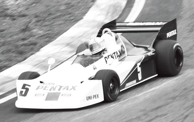 画像: ノバ532・BMWで開幕の鈴鹿ビッグ2&4に続いて、この富士でもポールtoフィニッシュ。前年のF2000に続いて、78年の全日本F2選手権と富士GCシリーズを制覇する(1978.5.3 全日本富士グランプリ F2)。