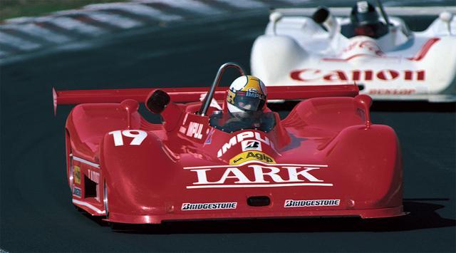 画像: 開幕戦の Rd1が雪のため中止となり、事実上の開幕ラウンドとなったRd2をポール to ウイン。以降の3戦も勝利し、富士GC全勝を果たす(1984年5月3日富士GCシリーズRd2富士グラン250キロレース)。
