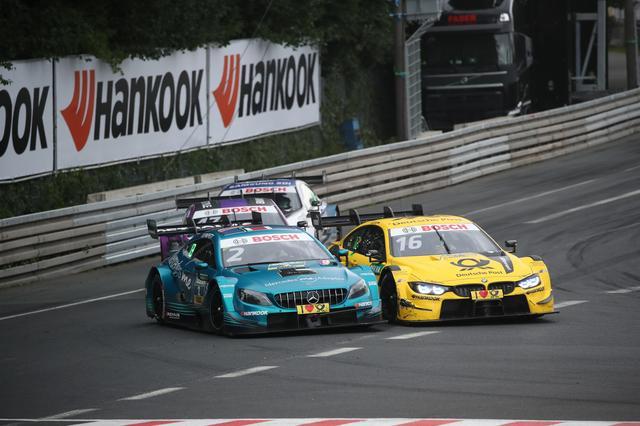画像: メルセデスAMGは2018年限りでドイツツーリングカー選手権(DTM )から撤退したが、その最後のシーズンで見事にドライバーズ&チームチャンピオンの2冠を達成した。ドライバーズチャンピオンは2号車ゲイリー・パフェット、チームはメルセデスAMGモータースポーツ・ペトロナス、マシンはメルセデスAMG C63 DTMだった。