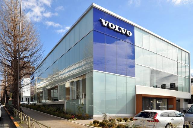 画像: 2月リニューアルオープンしたボルボ・カー世田谷。国内最大の販売実績を持つ。