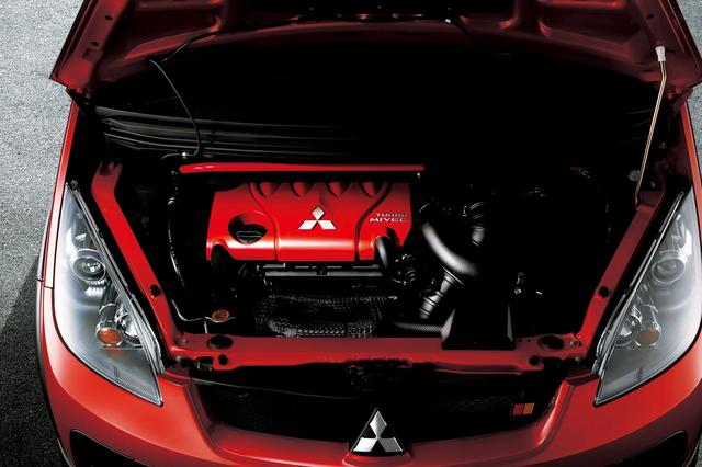 画像: コルトプラス ラリーアートにも搭載された1.5Lターボエンジン。