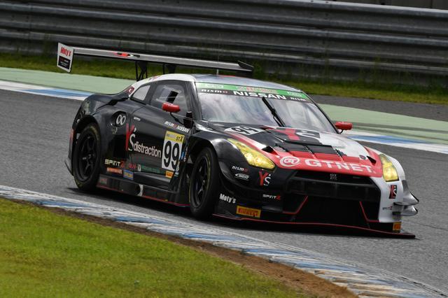 画像: 2018年のST-Xクラスを制した99号車Y's distraction GTNET GT3 GT-R。今シーズンはチャンピオンナンバー1で参戦する。