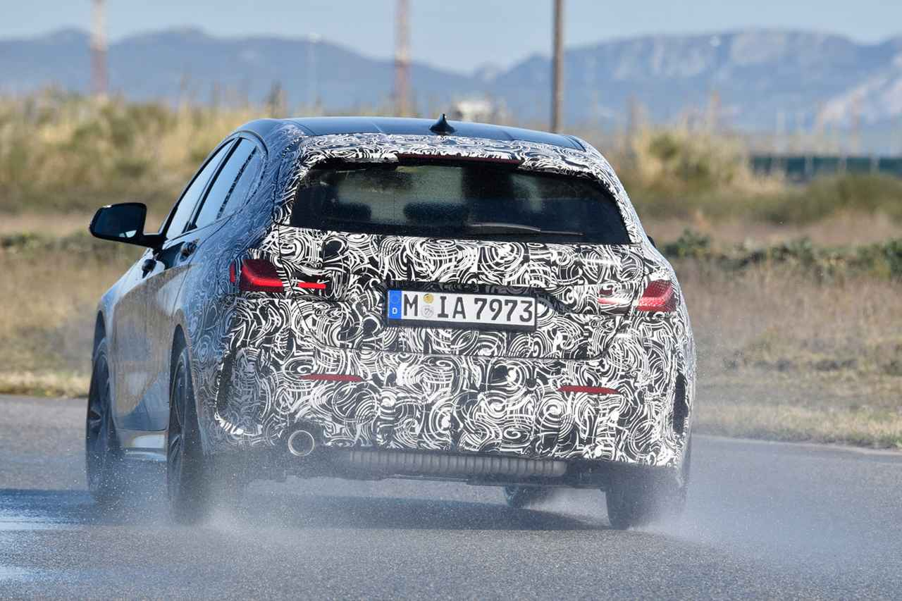 Images : 20番目の画像 - 「BMWの次期1シリーズはFFでもダイナミック性能に抜かりなし!?  開発は最終段階へ突入した【速報】」のアルバム - Webモーターマガジン