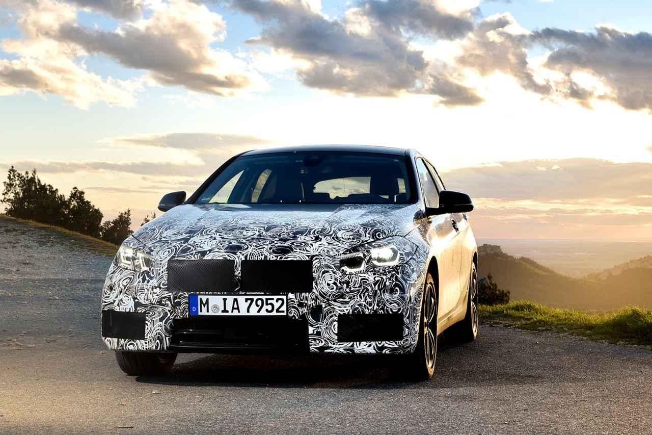 Images : 1番目の画像 - 「BMWの次期1シリーズはFFでもダイナミック性能に抜かりなし!?  開発は最終段階へ突入した【速報】」のアルバム - Webモーターマガジン